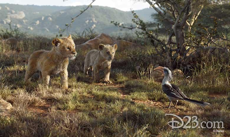 lion king screenings