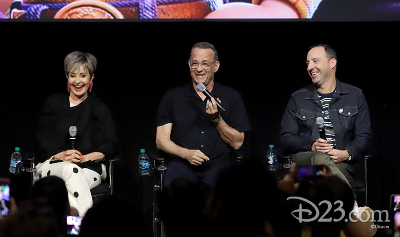 Toy Story 4 Press Conference