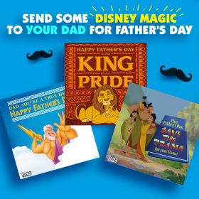 Download These Father's Day Cards for a Little Extra Magic