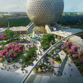 JUST ANNOUNCED: Get a Close-up Look at Epcot's Transformation and More at D23 Expo 2019