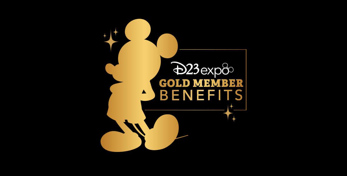 D23 Expo 2019 Gold Member Benefits
