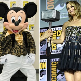 Disney Comic-Con updates