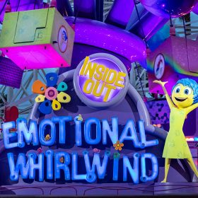 Inside Out Emotional Whirlwind