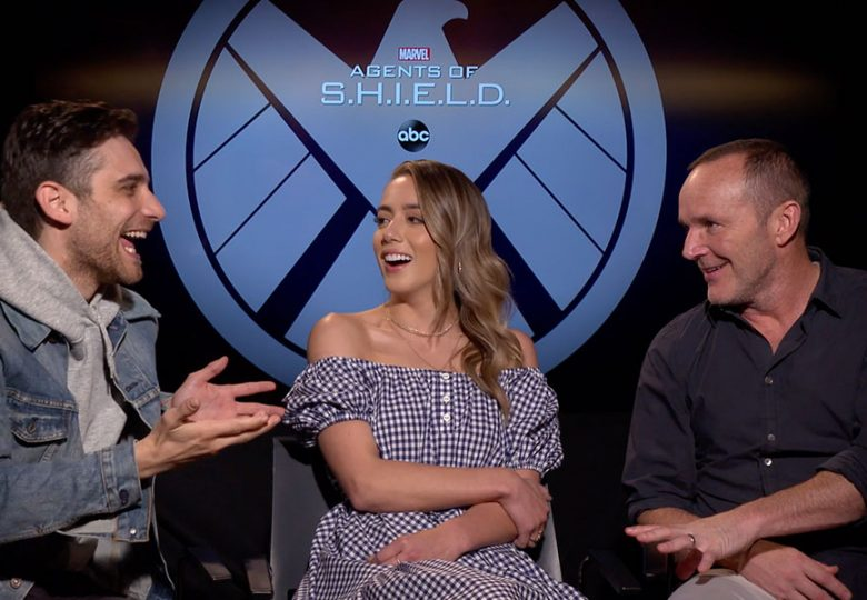 Play Marvel This or That with the Cast of Agents of S.H.I.E.L.D.