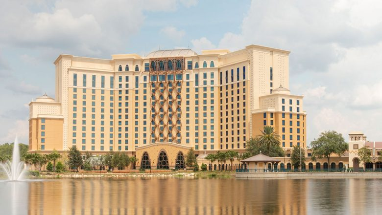 Disney's Coronado Springs Resort - Gran Destino Tower