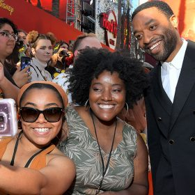 The Lion King World Premiere