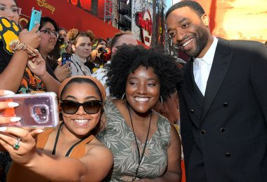 Hollywood Transformed into the Pride Lands for the Star-Studded World Premiere of The Lion King