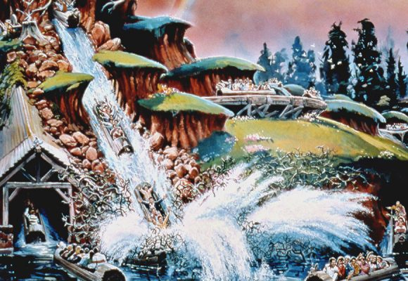 5 Splashy 30th Anniversary Facts About Disney's Splash Mountain