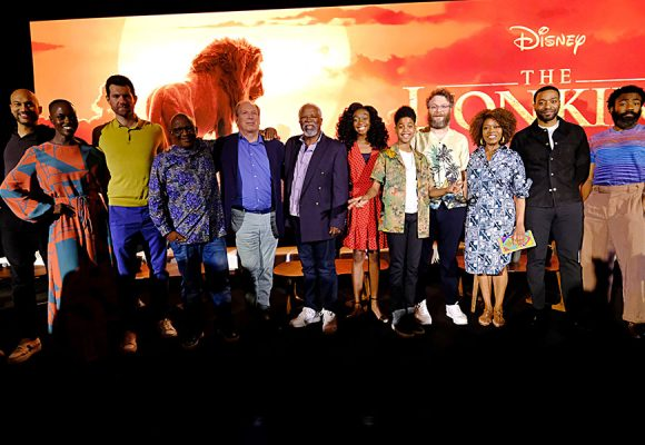 9 Tales That Made Us Roar at The Lion King Press Conference