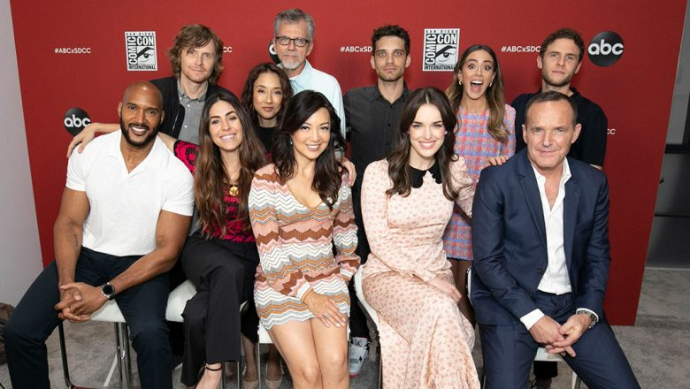 Marvel's Agents of S.H.I.E.L.D at Comic-Con