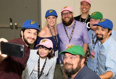 DuckTales cast at Comic-Con