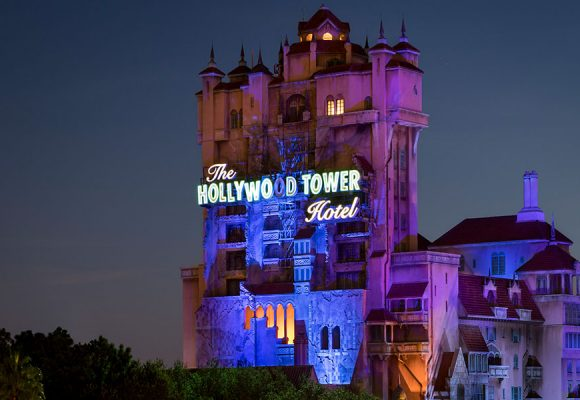 9 Chilling Twilight Zone Tower of Terror Facts