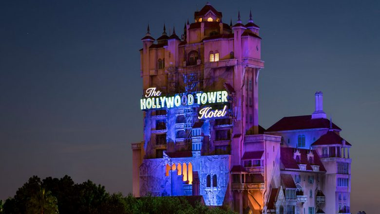 9 Chilling Twilight Zone Tower Of Terror Facts D23