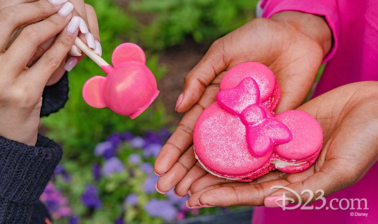 Imagination Pink food