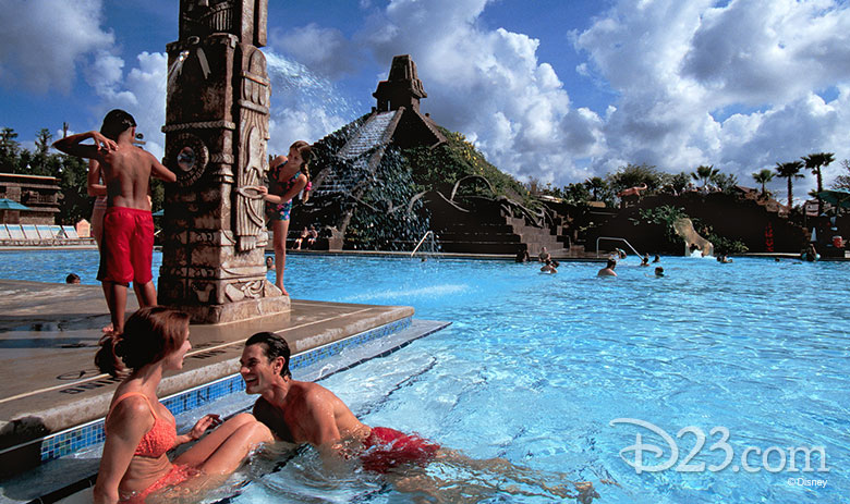 Disney's Coronado Springs Resort pool