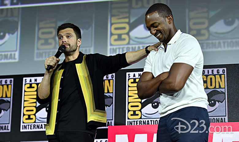 Marvel Comic-Con 2019
