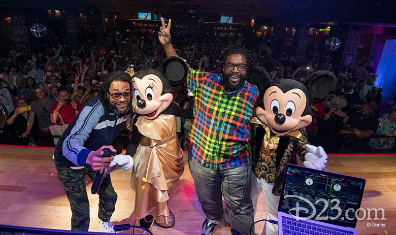 Disney Comic-Con updates