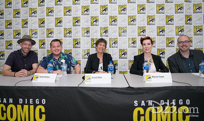 D23 San Diego Comic-Con