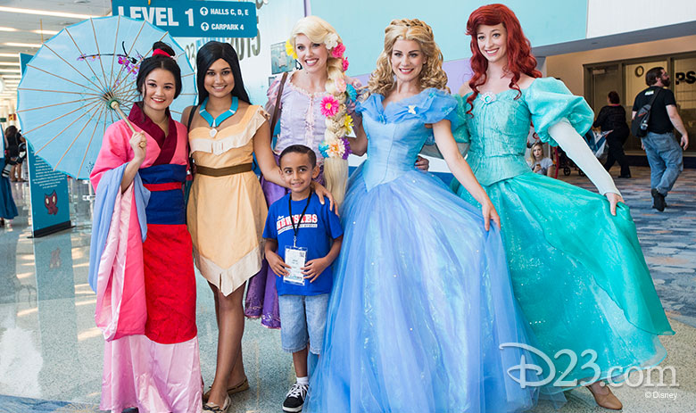 D23 Expo 2019 packing tips