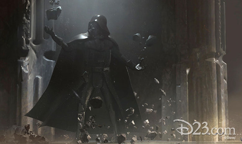 Vader Immortal