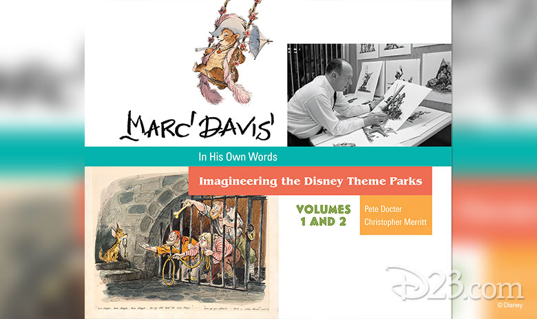 Marc Davis: In His Own Words