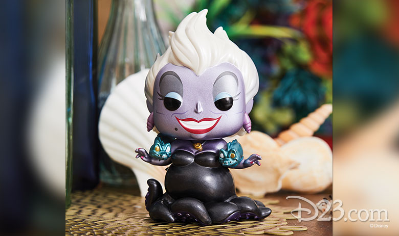 Ursula Pop Figurine