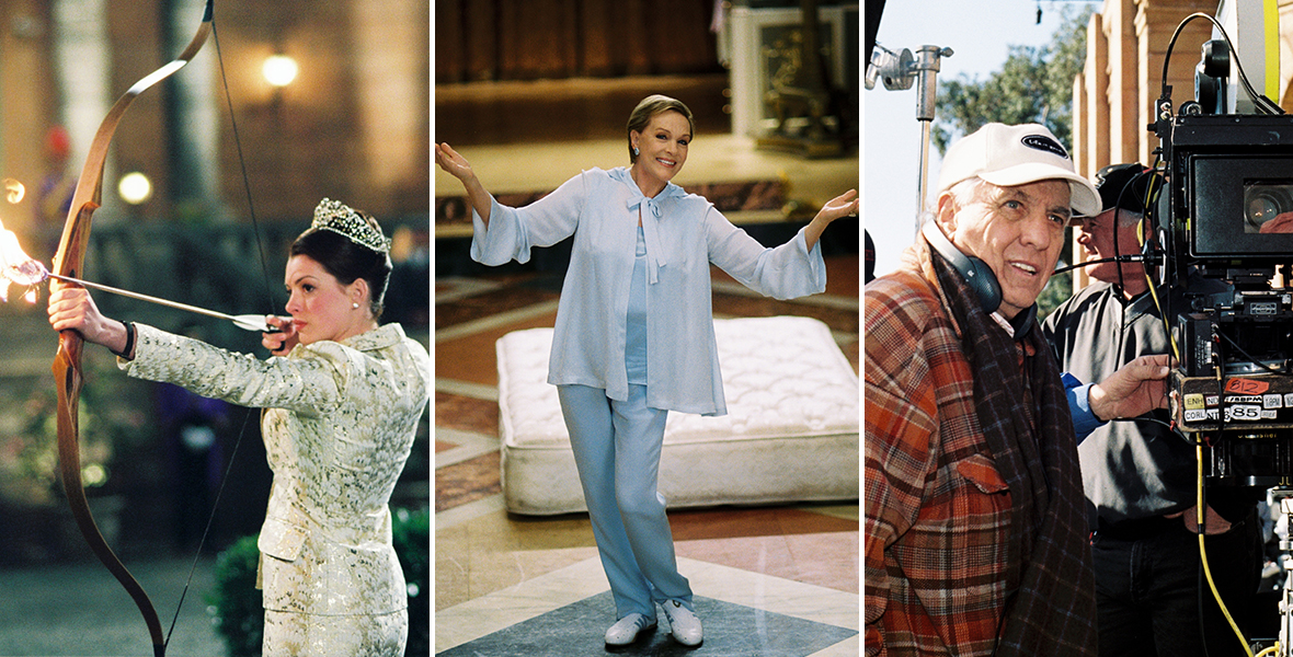 11 Facts Every Fan of The Princess Diaries Movies Needs to Know