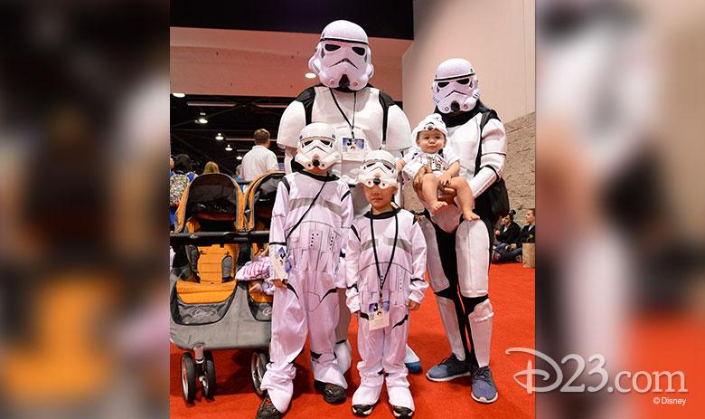 Stormtroopers Cosplay