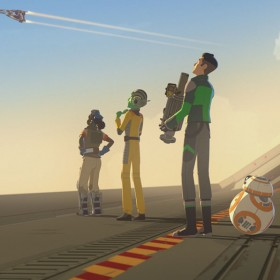 Find Out When Season Two of Star Wars Resistance Premieres