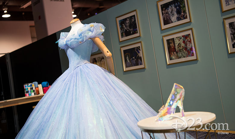 Live Action Cinderella Dress