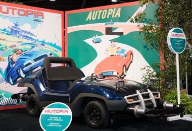 Honda Autopia