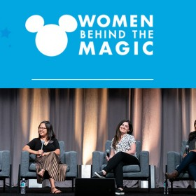 Women Behind the Magic Panel