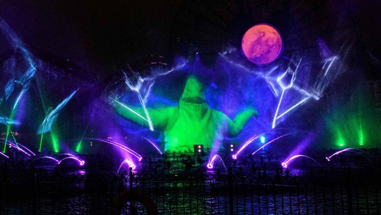 Movie Park Halloween Casting 2019.7 Ways Oogie Boogie Is Casting His Spell Over Disney