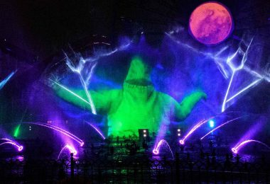 5 Spooky Secrets About the New World of Color Spectacular, Villainous!