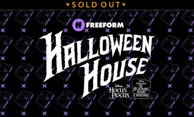 Freeform's 2nd Annual Halloween House at the Hollywood Athletic Club, Los Angeles