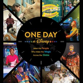 Disney+ and Disney Publishing Worldwide Announce One Day at Disney