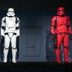 Lucasfilm exhibit at D23 Expo 2019