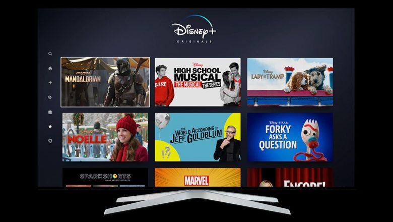 Disney+ trailers
