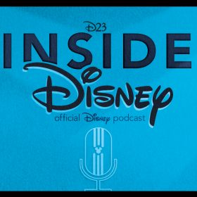 D23 Inside Disney podcast