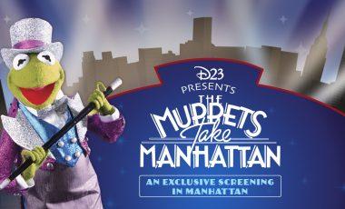 The Muppets Take Manhattan –Exclusive Screening in Manhattan