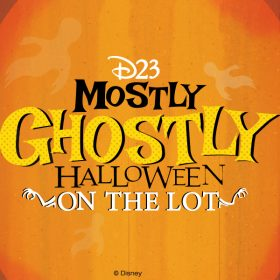 D23's Mostly Ghostly Halloween on The Walt Disney Studios Lot
