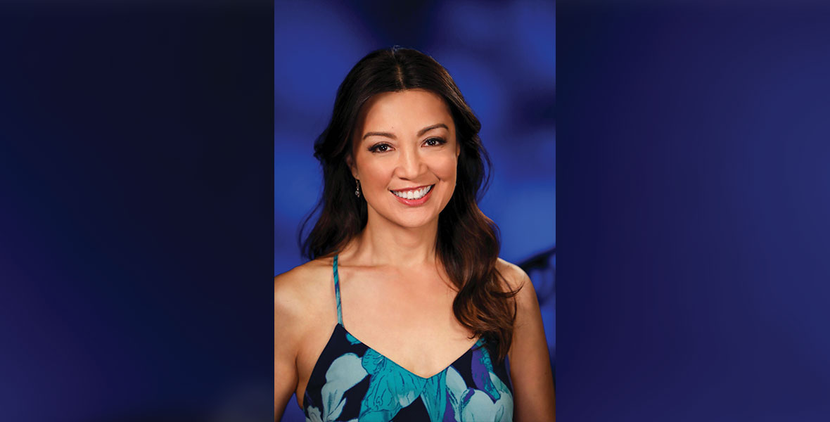 Disney Legend Ming Na Wen