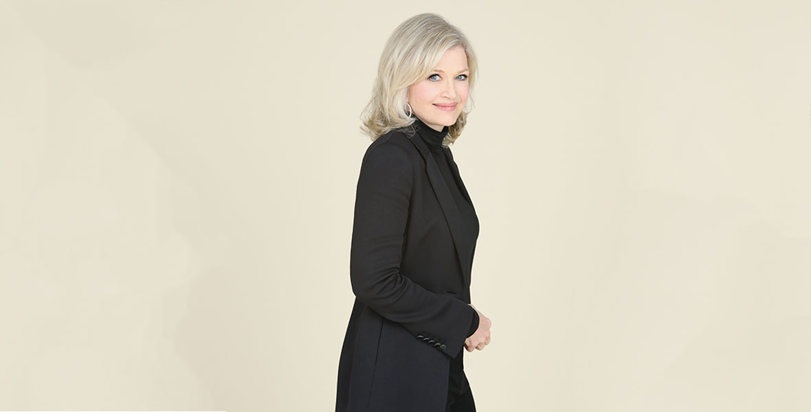 Disney Legend Diane Sawyer