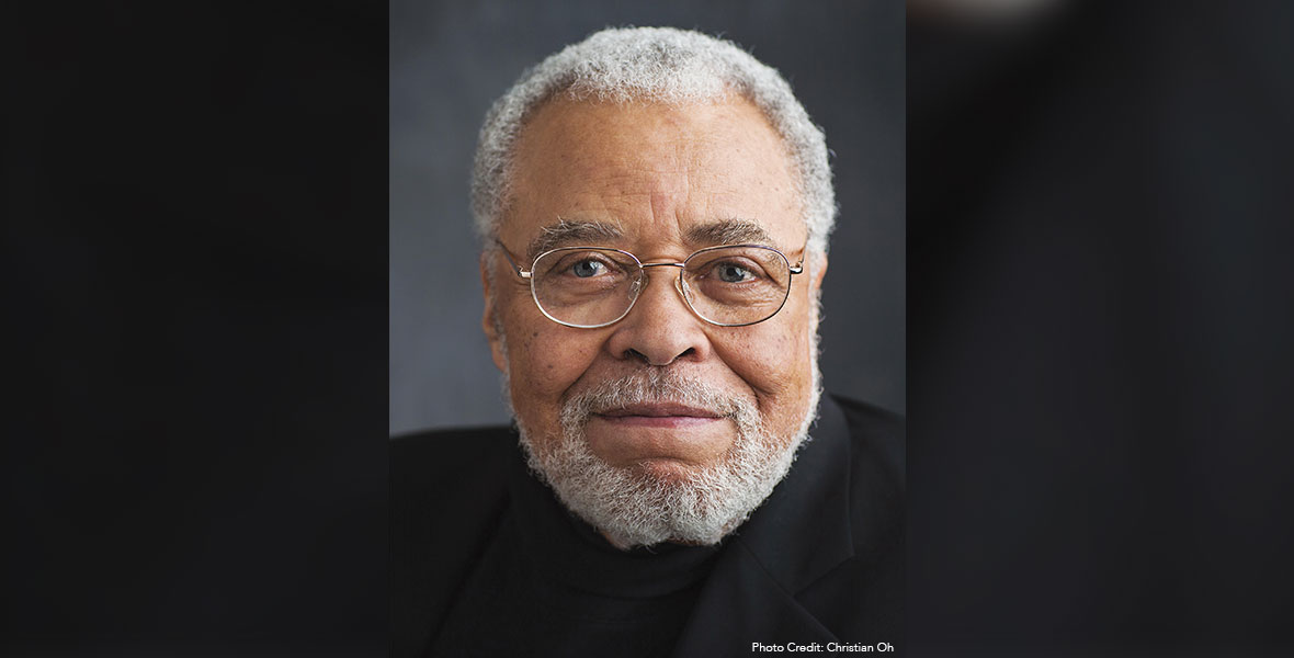 Disney Legend James Earl Jones