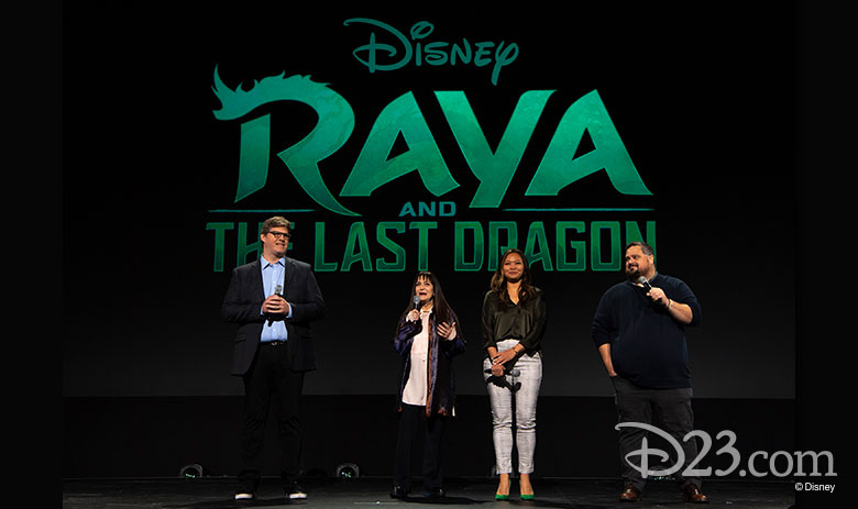 Disney's Raya and The Last Dragon