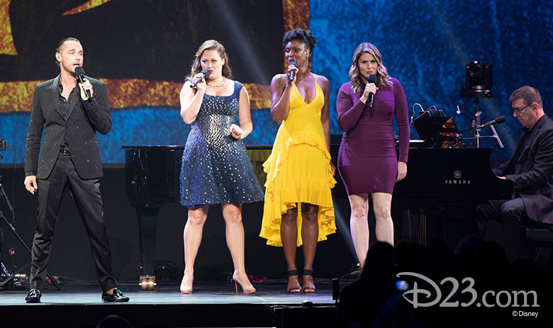 D23 Expo broadway panel
