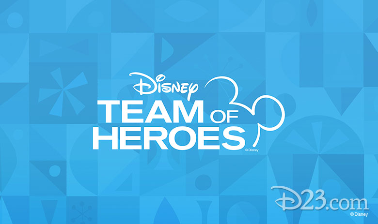 Disney Team of Heroes