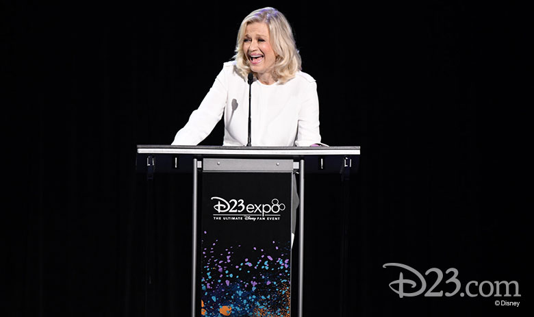 Disney Legends D23 Expo 2019