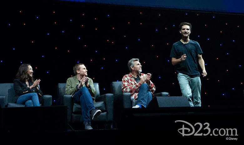 Marvel's Agents of SHIELD D23 Expo 2019