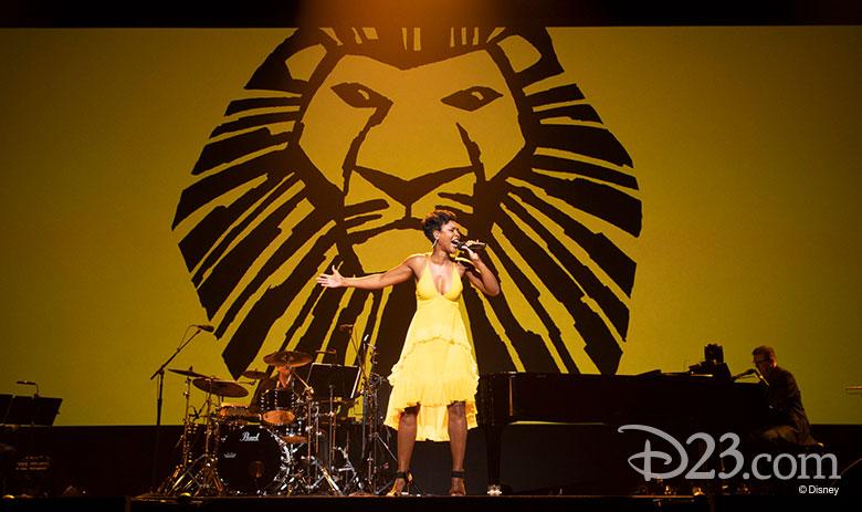 Disney on Broadway presentation